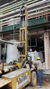 Fundaciones con Pilotes - Refinerias del Centro - Nueva fraccionadora - Córdoba 2016